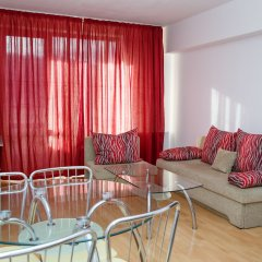 Отель Mountain Paradise Банско комната для гостей фото 4