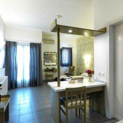 Отель Elia Apartments Греция, Афитос - отзывы, цены и фото номеров - забронировать отель Elia Apartments онлайн комната для гостей фото 3