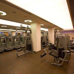 Отель Hilton Athens Афины фитнесс-зал фото 4