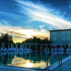Hotel Quadrifoglio - Quadrifoglio Village Понтеканьяно фото 10