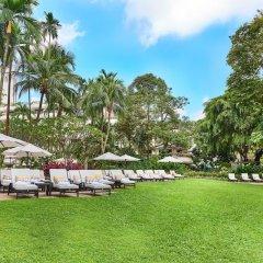 Shangri La Hotel Singapore Сингапур парковка