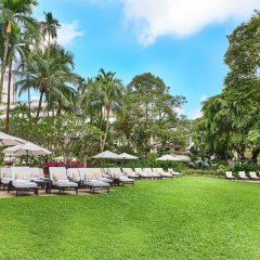 Shangri-La Hotel Singapore парковка