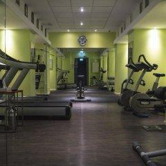 Отель Mercure Warszawa Grand фитнесс-зал