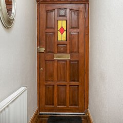 Отель Charming Victorian Cottage удобства в номере