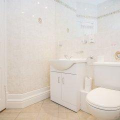 Отель 2 Bedroom Apartment in Westminister Великобритания, Лондон - отзывы, цены и фото номеров - забронировать отель 2 Bedroom Apartment in Westminister онлайн ванная