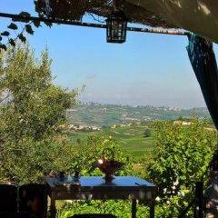 Отель Villa Gaia Сан-Мартино-Сиккомарио приотельная территория фото 2