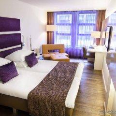 Albus Hotel Amsterdam City Centre комната для гостей