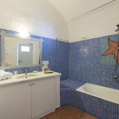 Отель Kastro Suites Греция, Остров Санторини - отзывы, цены и фото номеров - забронировать отель Kastro Suites онлайн ванная