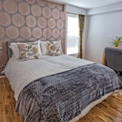 Отель Time and Tide Apartments Великобритания, Глазго - отзывы, цены и фото номеров - забронировать отель Time and Tide Apartments онлайн комната для гостей фото 2