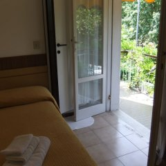 Отель Albergo Villalma Римини комната для гостей фото 5