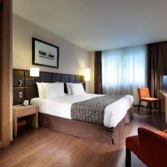 Отель Eurostars Lucentum 4* Стандартный номер с различными типами кроватей фото 2