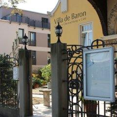 Отель Villa De Baron Германия, Дрезден - отзывы, цены и фото номеров - забронировать отель Villa De Baron онлайн фото 2