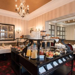 Romantik Hotel das Smolka питание фото 3
