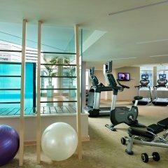 Отель Ascott Raffles Place Singapore фитнесс-зал