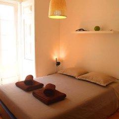 Отель Lisbon Madragoa-Lapa Typical Португалия, Лиссабон - отзывы, цены и фото номеров - забронировать отель Lisbon Madragoa-Lapa Typical онлайн комната для гостей фото 2