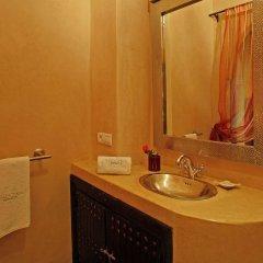 Отель Riad Opale Марокко, Марракеш - отзывы, цены и фото номеров - забронировать отель Riad Opale онлайн ванная
