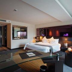 Отель Golden Tulip Mandison Suites Таиланд, Бангкок - 2 отзыва об отеле, цены и фото номеров - забронировать отель Golden Tulip Mandison Suites онлайн комната для гостей фото 4