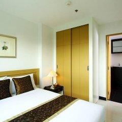 Отель The Laurel Suite Apartment Таиланд, Бангкок - отзывы, цены и фото номеров - забронировать отель The Laurel Suite Apartment онлайн комната для гостей