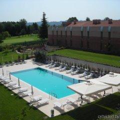 Отель Golf Hotel Vicenza Италия, Креаццо - отзывы, цены и фото номеров - забронировать отель Golf Hotel Vicenza онлайн бассейн фото 3