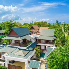 Отель Villas In Pattaya Green Residence Jomtien Beach Паттайя бассейн фото 3