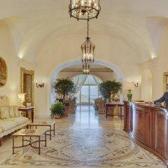 Belmond Hotel Caruso Равелло интерьер отеля