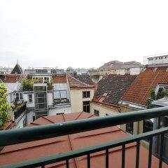 Апартаменты Leuhusen Nuss Apartments Вена балкон