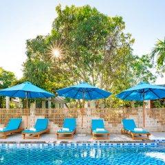 Отель An Bang Gold Coast Villa бассейн фото 2