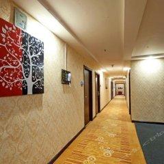 Отель CANAAN Сиань интерьер отеля фото 3