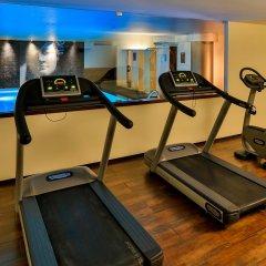 Отель Dom Pedro Lisboa Лиссабон фитнесс-зал