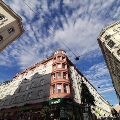 Отель Pension Dormium Австрия, Вена - отзывы, цены и фото номеров - забронировать отель Pension Dormium онлайн вид на фасад