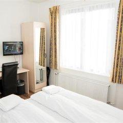 Отель Prinsen Hotel Дания, Алборг - отзывы, цены и фото номеров - забронировать отель Prinsen Hotel онлайн комната для гостей фото 3
