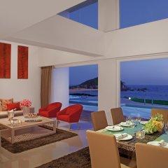 Отель Secrets Huatulco Resort & Spa балкон