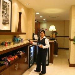 Отель Hampton Inn & Suites Mexico City - Centro Historico Мехико спа