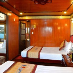 Отель Majestic Halong Cruise комната для гостей фото 4