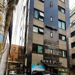 Hostel KW Gangnam питание