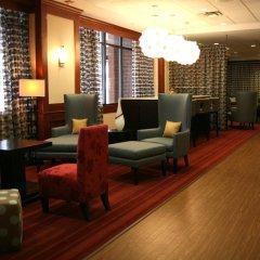 Отель Hampton Inn Gateway Arch Downtown интерьер отеля фото 3