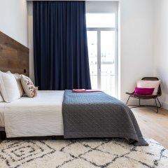 Отель Ayala I Испания, Мадрид - отзывы, цены и фото номеров - забронировать отель Ayala I онлайн комната для гостей фото 4
