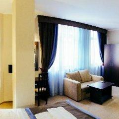 Апарт-отель Форвард 4* Стандартный номер с различными типами кроватей фото 24