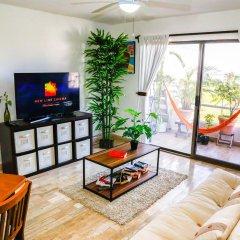 Отель Hostel Cancun Natura Мексика, Канкун - отзывы, цены и фото номеров - забронировать отель Hostel Cancun Natura онлайн комната для гостей фото 3
