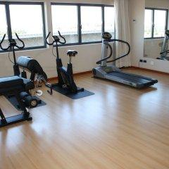 Отель H2 Jerez фитнесс-зал