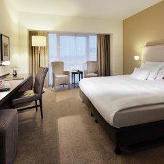 Lindner Wtc Hotel & City Lounge Antwerp Антверпен удобства в номере фото 2