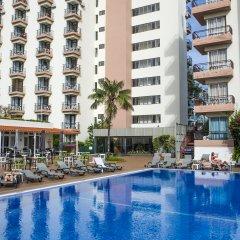 Отель Dorisol Mimosa Hotel Португалия, Фуншал - отзывы, цены и фото номеров - забронировать отель Dorisol Mimosa Hotel онлайн бассейн