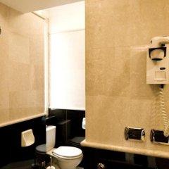 Отель Donatello Италия, Рим - 1 отзыв об отеле, цены и фото номеров - забронировать отель Donatello онлайн ванная фото 2