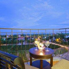 Отель Hoian Sincerity Hotel & Spa Вьетнам, Хойан - отзывы, цены и фото номеров - забронировать отель Hoian Sincerity Hotel & Spa онлайн балкон