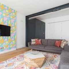 Отель The Notting Hill Nook - Bright & Quiet 2BDR Apartment Великобритания, Лондон - отзывы, цены и фото номеров - забронировать отель The Notting Hill Nook - Bright & Quiet 2BDR Apartment онлайн фото 2