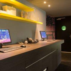 Отель Qbic Hotel Wtc Amsterdam Нидерланды, Амстердам - 6 отзывов об отеле, цены и фото номеров - забронировать отель Qbic Hotel Wtc Amsterdam онлайн интерьер отеля фото 2