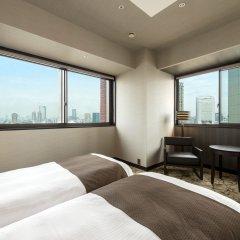 Отель Villa Fontaine Tokyo-Tamachi Япония, Токио - 1 отзыв об отеле, цены и фото номеров - забронировать отель Villa Fontaine Tokyo-Tamachi онлайн комната для гостей фото 5