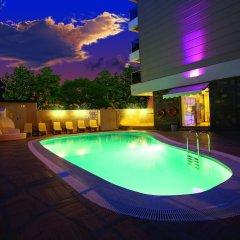 Aurasia Beach Hotel Турция, Мармарис - отзывы, цены и фото номеров - забронировать отель Aurasia Beach Hotel онлайн бассейн фото 3