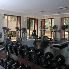 Отель Suuko Wellness & Spa Resort фитнесс-зал фото 2