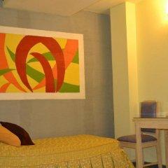 Отель Makati International Inns Филиппины, Макати - 1 отзыв об отеле, цены и фото номеров - забронировать отель Makati International Inns онлайн комната для гостей фото 5